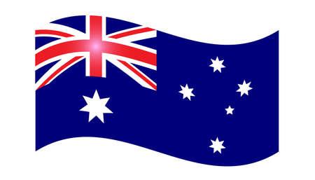 southern: australia flag