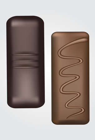 lacquer: Chocolate pralines