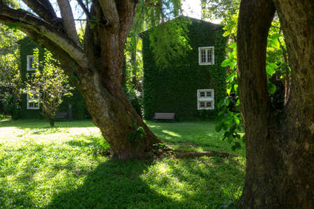 Red Brick  House,England, Europe