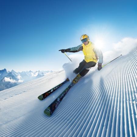 skieer: Skiër