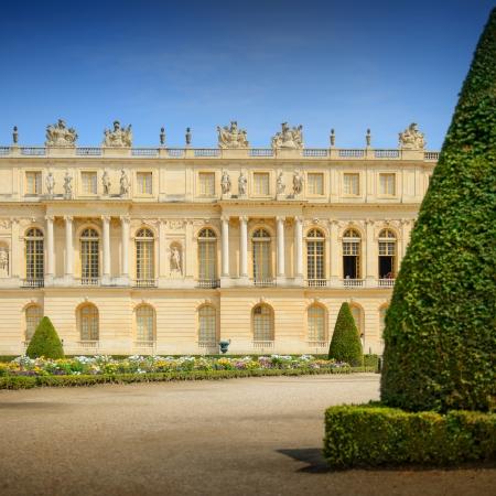 Palace de Versailles - France 免版税图像