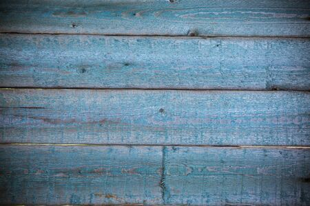 Old wood texture surface with grunge texture, top view of vintage wood. Toned image
