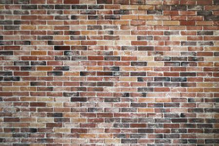 Brickwork in loft interior