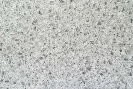 Texture of plastic with imitation of gray stone surface, background. Stock Photo - 120566348