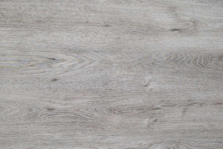 Laminated panel with imitation grey oak texture. 免版税图像