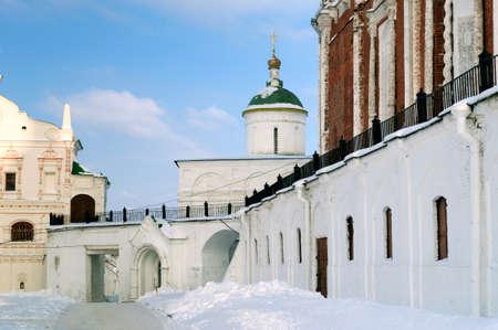Archangel Cathedral of the Ryazan Kremlin, Ryazan, Russia