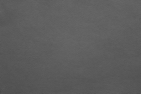 French grey artificial leather with large texture, background.