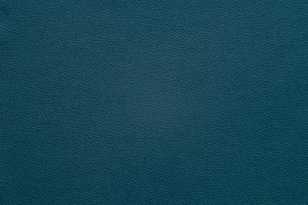 Große Textur aus blaugrünem Kunstleder.