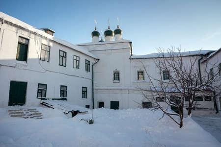 Church of the Introduction of the Most Holy Theotokos, Kazan, Tatarstan Republic, Russia. Imagens