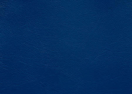 Close up dark blue leather texture, background. Imagens