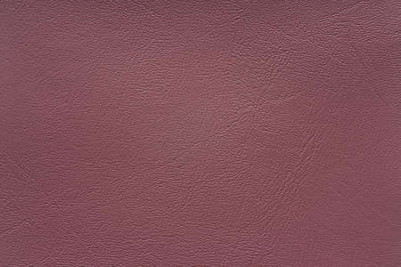 Close up leather texture rosy brown color, background.