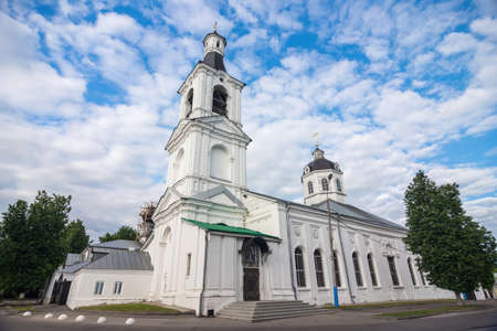Church of the Life-Giving Spring in Arzamas, Nizhny Novgorod region.