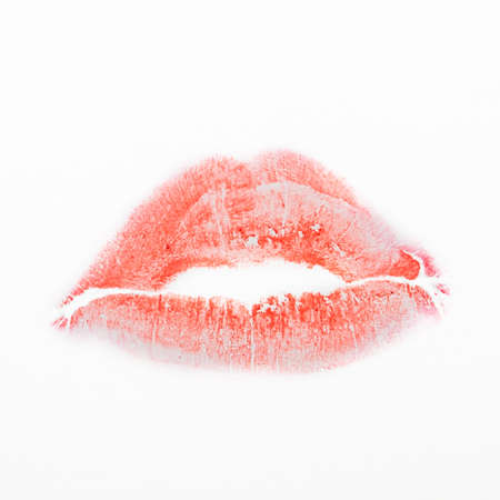 kiss of love, an impirit of famale lips