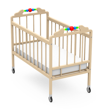 kidsroom: the baby cot