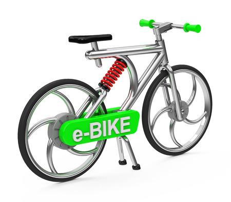 e-Bike Фото со стока - 26325923