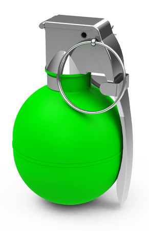 granade: the green granade