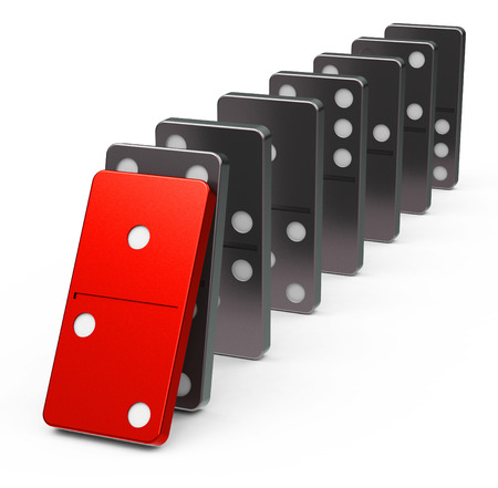 domino: the dominoes