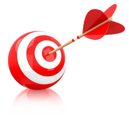 bull s eye: the target