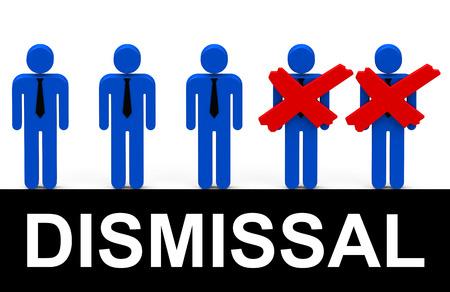 dismissal: dismissal
