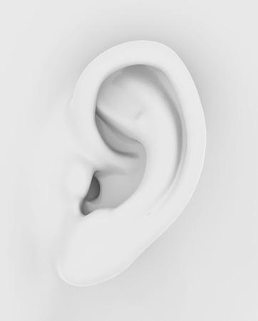 Das Ohr Standard-Bild - 27062272
