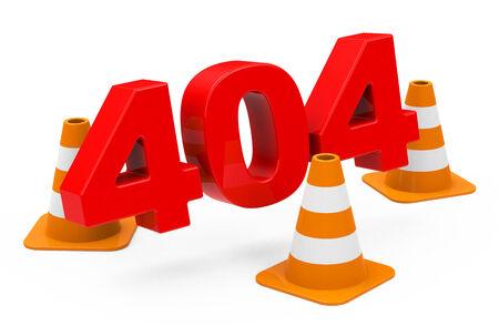 404 concept photo