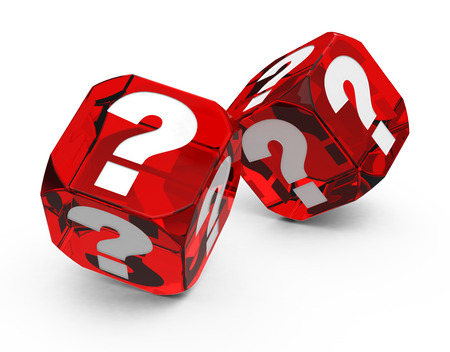 questionable request: the questions dices