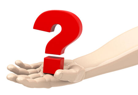 questionable request: the question mark