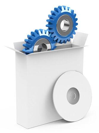 gearwheel: the software box