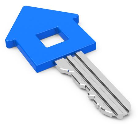 the house key