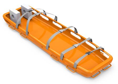 the rescue stretcher