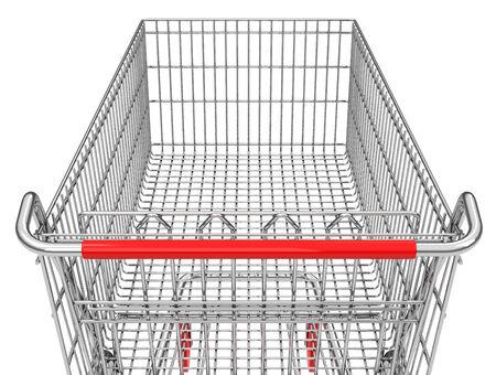 pushcart: the shopping cart