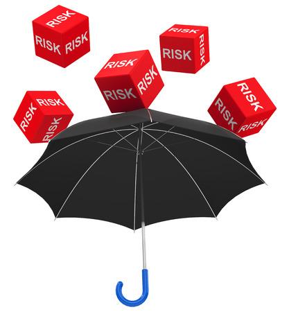 Ochrana riziko Reklamní fotografie