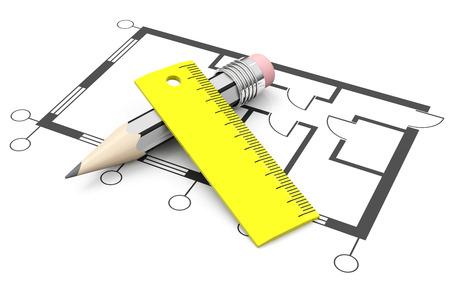 floorplan: the floor plan