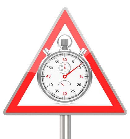 gestion del tiempo: la gesti�n del tiempo Foto de archivo