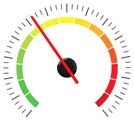 the level indicator