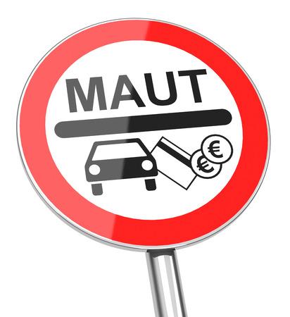 Pkw Maut Standard-Bild - 28753762