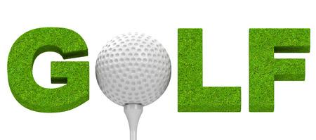 golf Фото со стока - 30188333