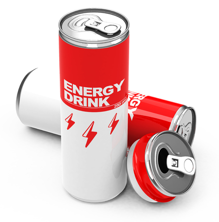 the energy drinks
