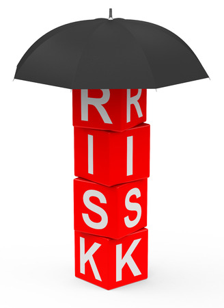 risk management Фото со стока - 30892809