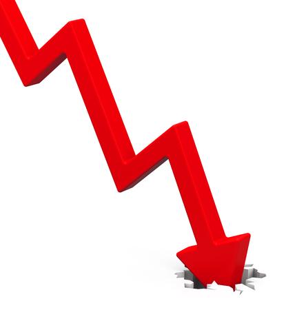 regression: degression Stock Photo