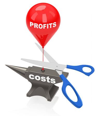 cut costs photo