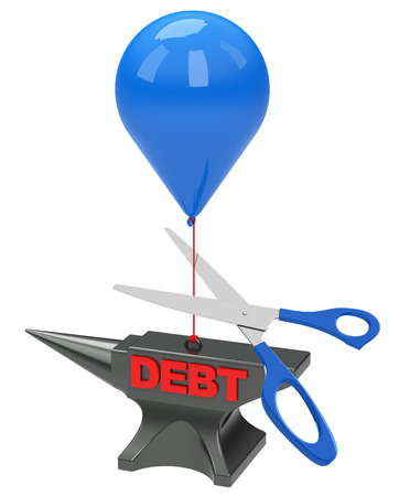 get out of debt photo