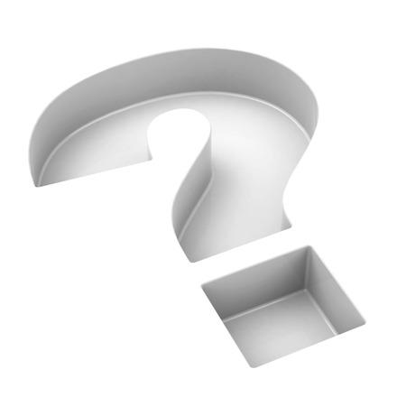 punto interrogativo: punto interrogativo