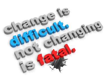 change concept: change concept