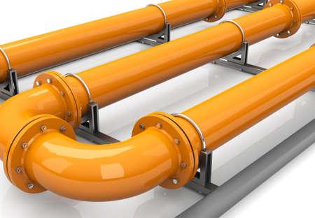 the orange pipeline