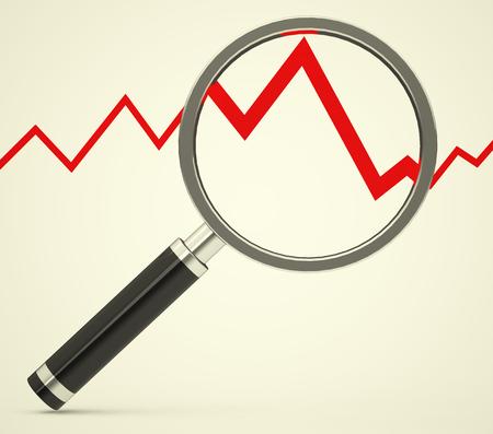 the statistic analysis Фото со стока
