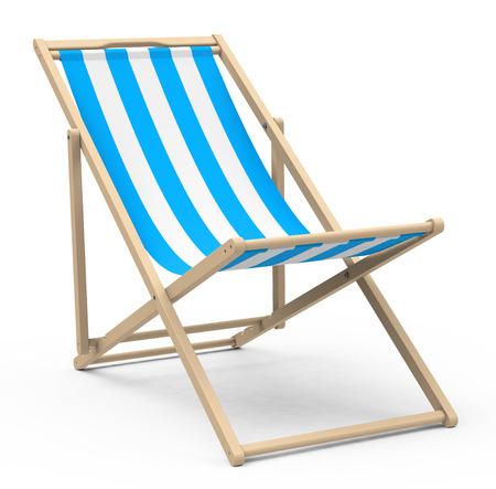 the beach chair