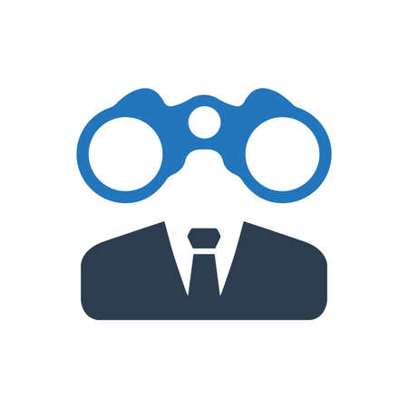 Business Forecasting Icon