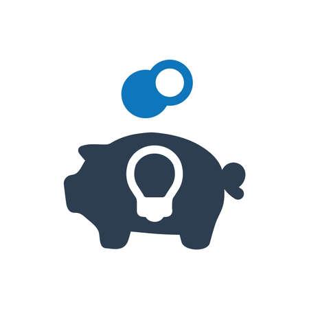 Creative Savings Icon