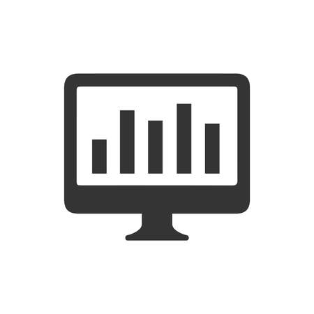Online Marketing Report Icon